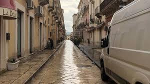 Vittoria, tutta la via Cavour diventa isola pedonale