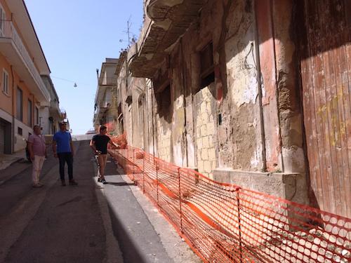 Pachino, palazzo municipale di via Bixio: domani al via il cantiere