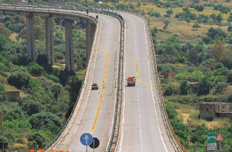 Viabilità ad Agrigento: l'Anas riapre al traffico il Viadotto Akragas