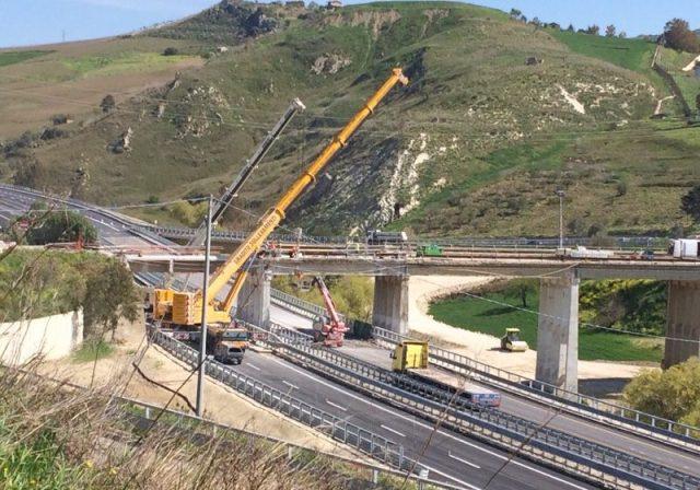 Anas: al via le procedure di gara per la ricostruzione del viadotto Petrusa