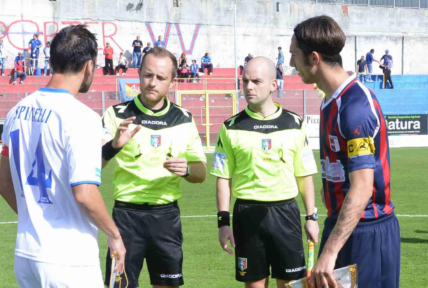 Siracusa temerario contro la Vibonese, non rischia e finisce 0 a 0