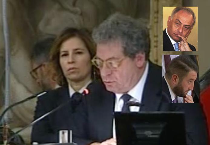 L'Ars elegge i due vice presidenti: Di Mauro (vicario) e Cancelleri del M5s