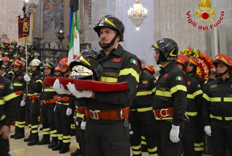 Catania, la 'Candelora d'oro 2020' il 2 febbraio ai vigili del fuoco