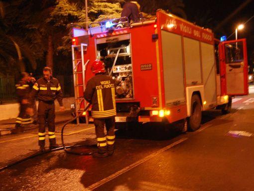 Avvertimento con il fuoco ad Avola ai familiari del pentito Corrado Ferlisi