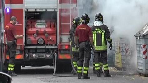 Ragusa, incendio nello stabilimento Lgb: illesi gli operai che erano al lavoro