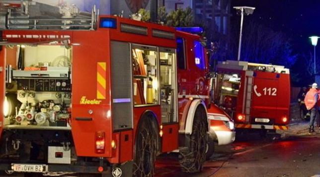 Incendio in una villa di via Napoli a Mazara del Vallo: morti padre e figlio