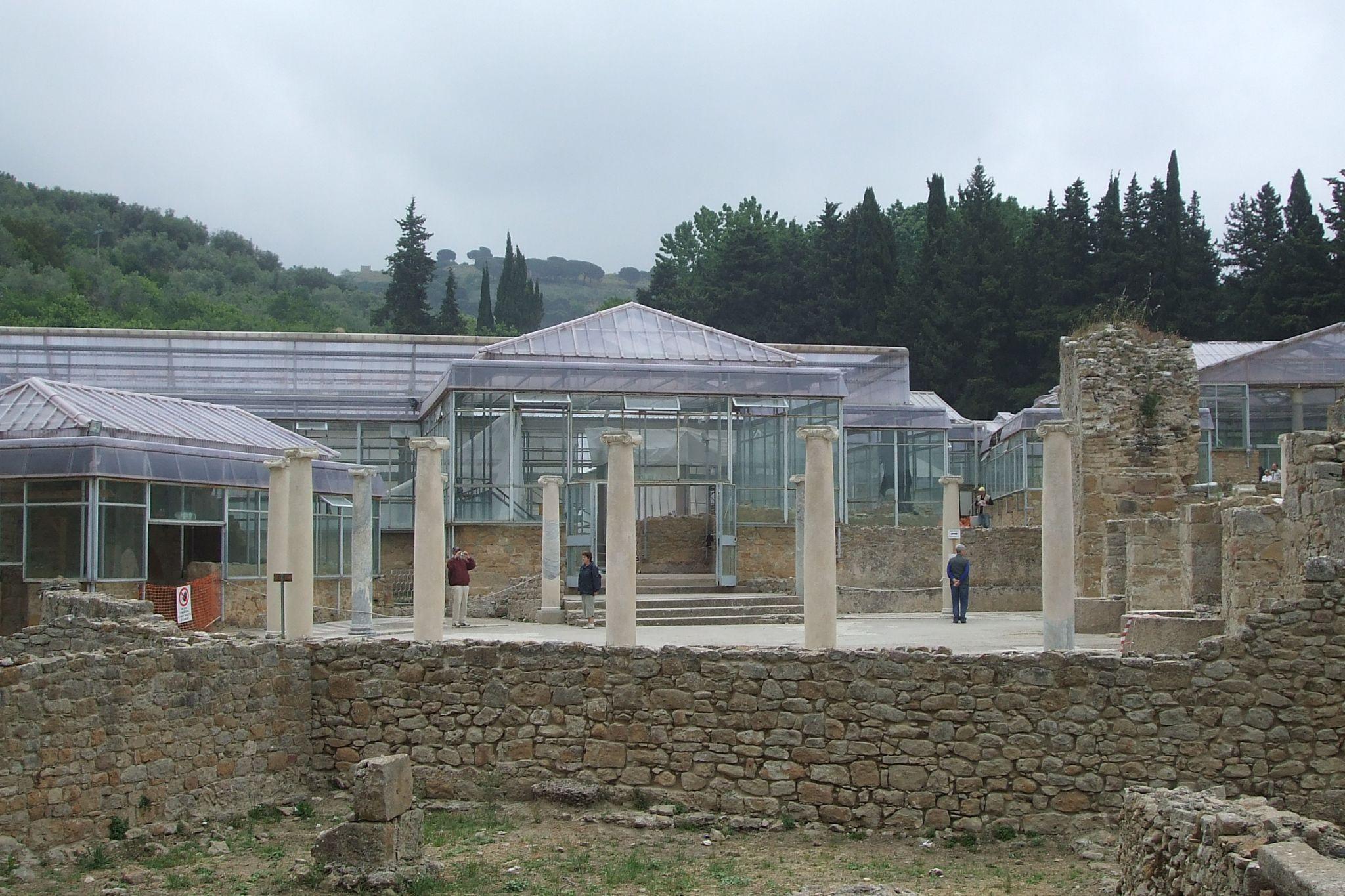 Piazza Armerina, 2,1 milioni dalla Regione per lavori a 'Villa del Casale'