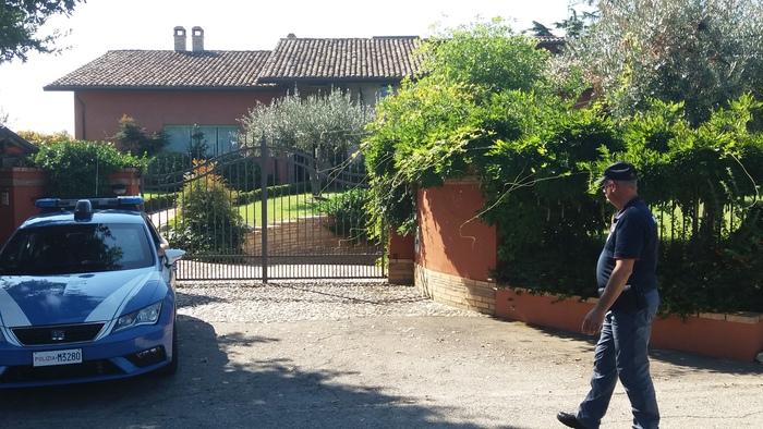 La rapina in villa a Lanciano: preso il quinto bandito