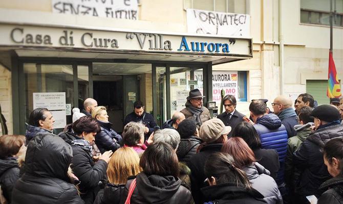 Clinica fallita a Reggio Calabria, sei arresti e sequestro per 12 milioni