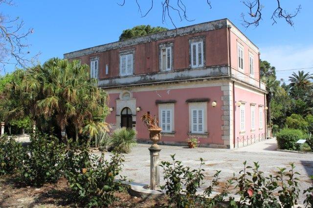 Siracusa, Villa Reimann: entro Natale il restauro sarà completo