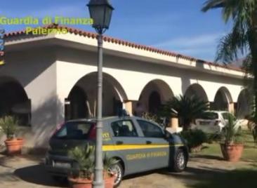 Sequestrata una villa di lusso a sorvegliato speciale di Partinico