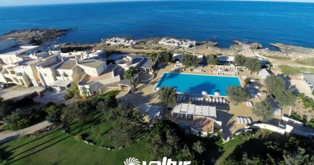 Valtur, messi in vendita i villaggi di Favignana, Isola Capo Rizzuto e un terreno a Santa Croce