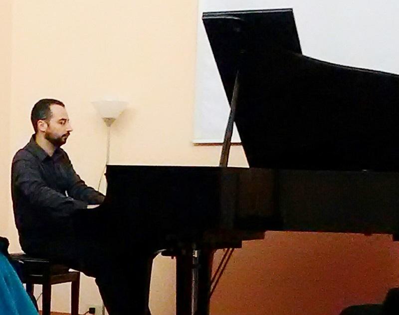 Modica, alla Società Operaia di Corso Umberto concerto di Vincenzo Pavone