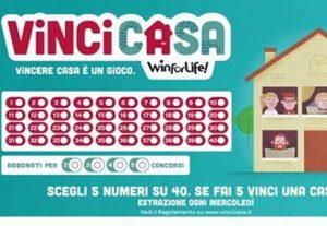 Acquista al bar Roma di Floridia 'VinciCasa': incassa 500 mila euro