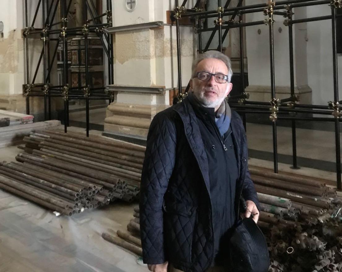 Avola, oltre 200 mila euro per i lavori nella Chiesa di Santa Venera
