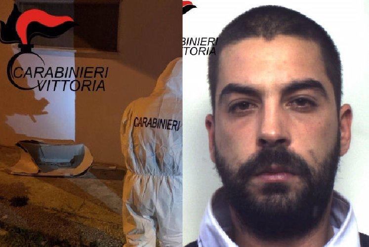 Ragusa, condannato un vittoriese a 16 anni per omicidio e uno tentato