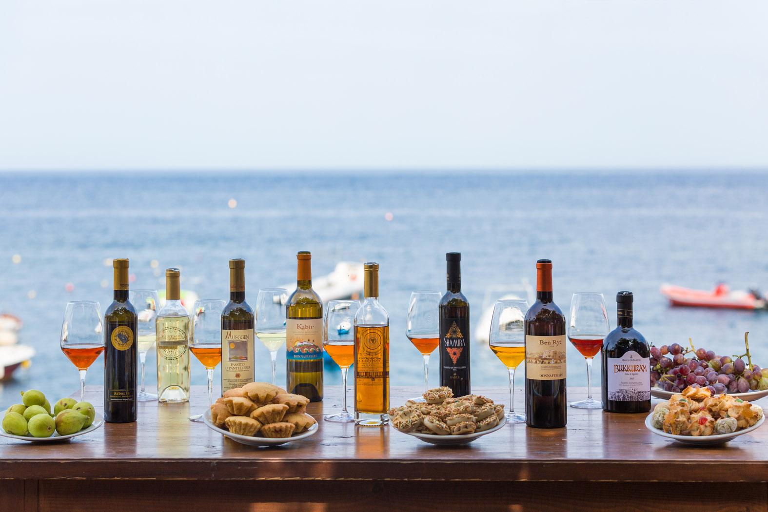 Vino, nel regno del passito torna ' dov Festival' Pantelleria