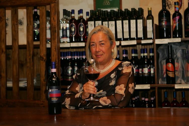 Le donne del Vino, Donatella Cinelli Colombini  presidente per 3 anni