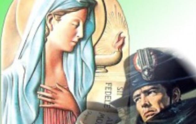 Ragusa Ibla, i Carabinieri celebrano giovedì 21 la Patrona dell'Arma