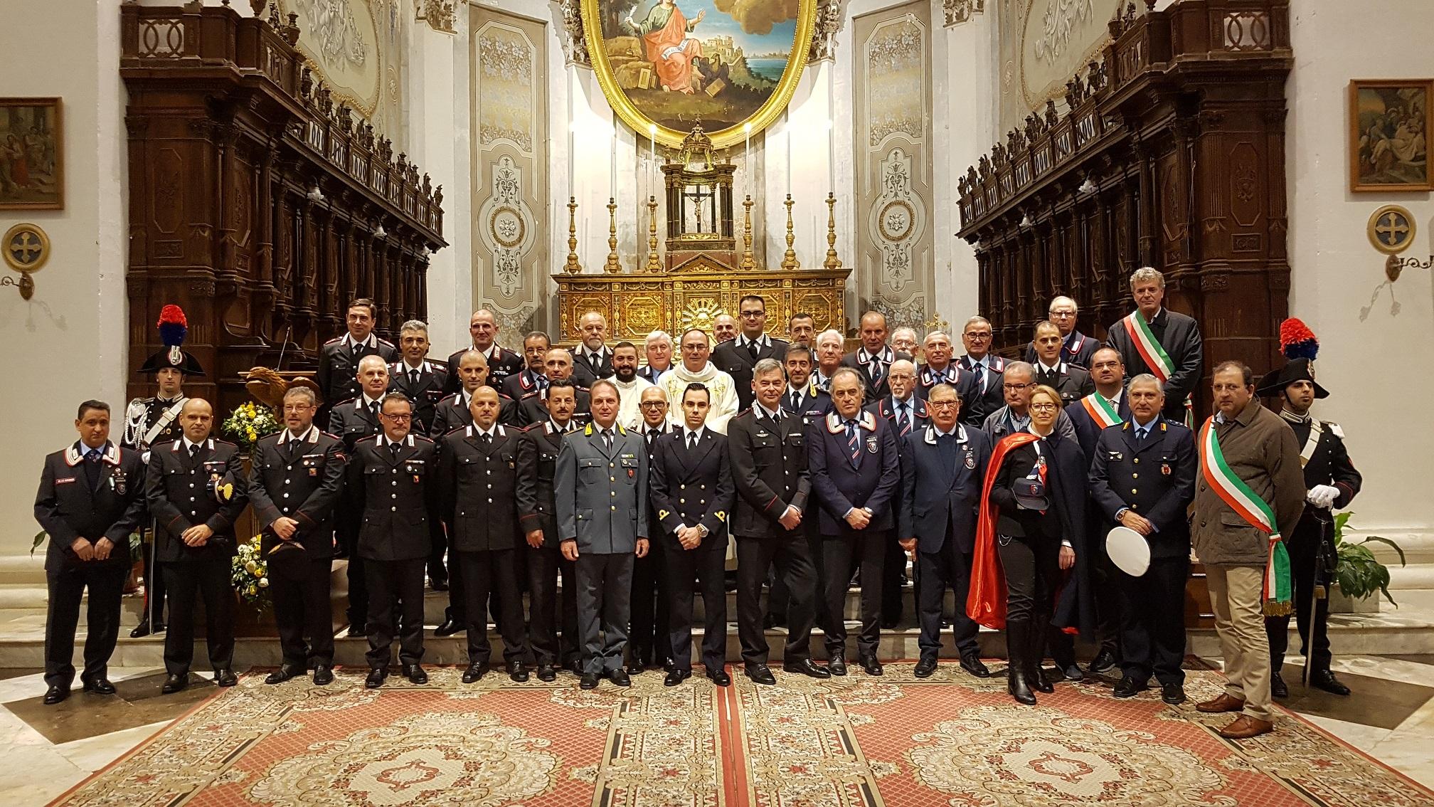 Modica, Carabinieri: celebrata a San Giovanni ricorrenza della Virgo Fidelis