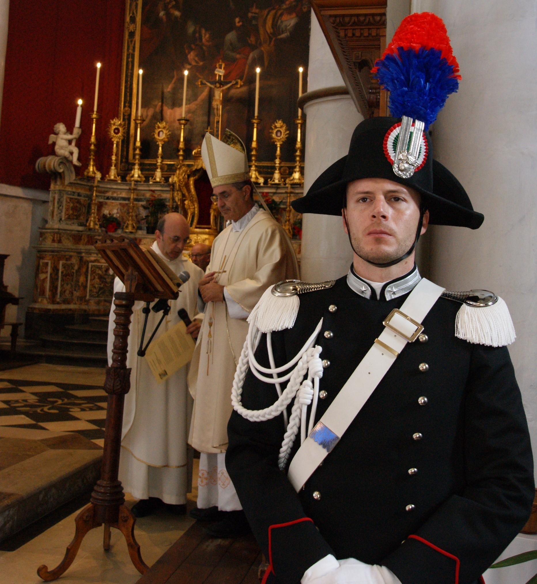 Ragusa, Carabinieri: celebrata la ricorrenza della Patrona Virgo Fidelis