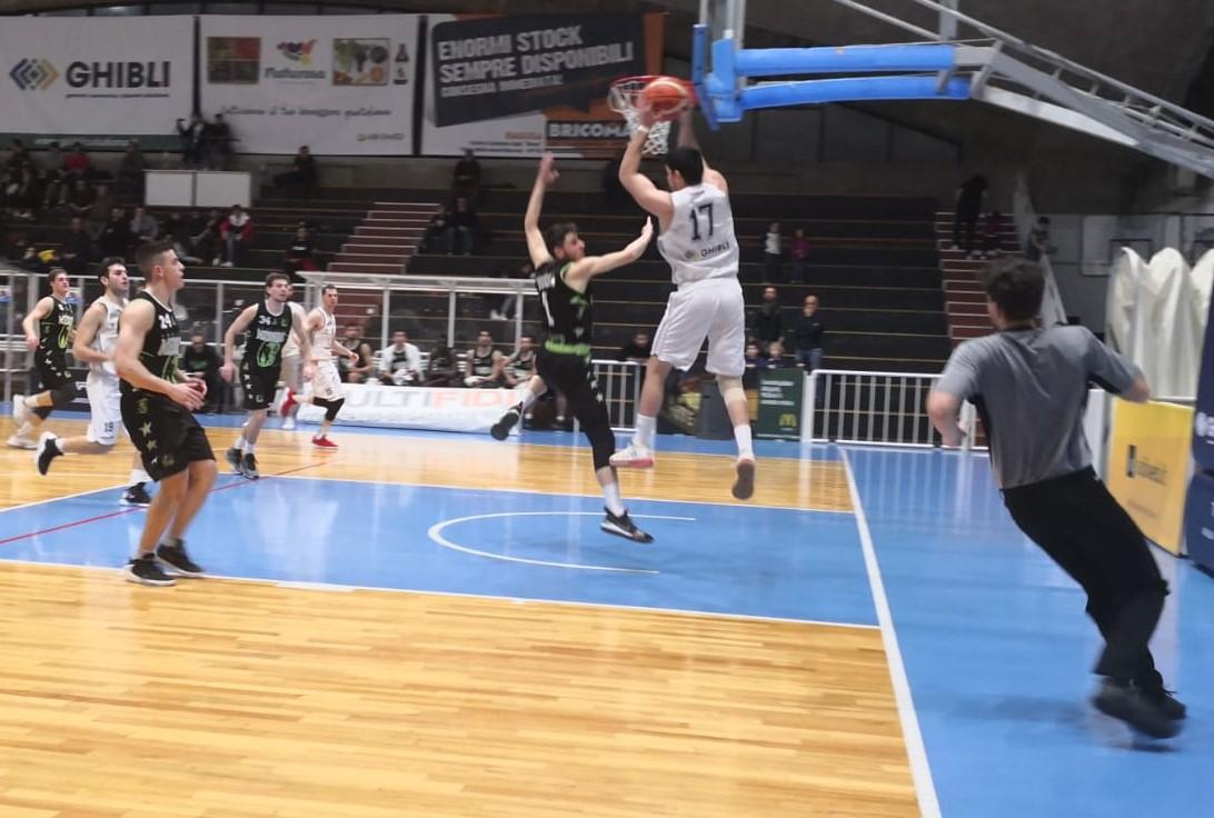 Basket, serie C Silver: la Virtus Ragusa batte la Fortitudo Messina (85 - 71)