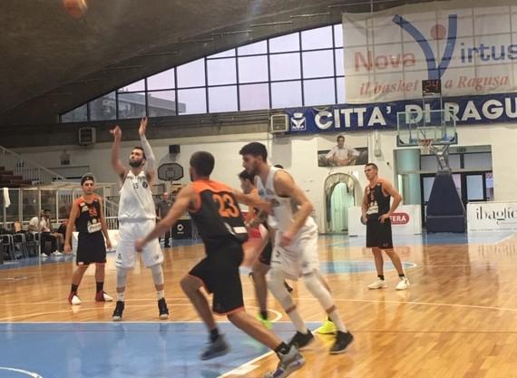 Basket, serie C maschile: la Virtus Ragusa al PalaPadua batte il Messina ( 81 a 71 )