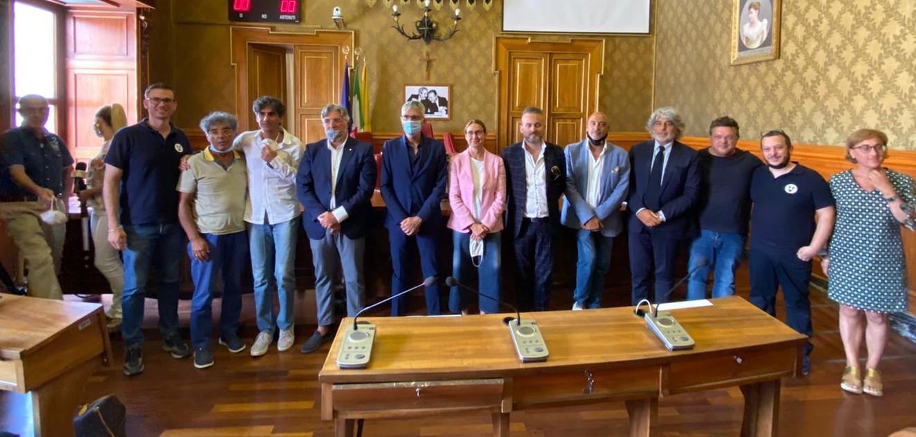 Basket, presentata a Ragusa la nuova Virtus: militerà nel campionato di serie B maschile
