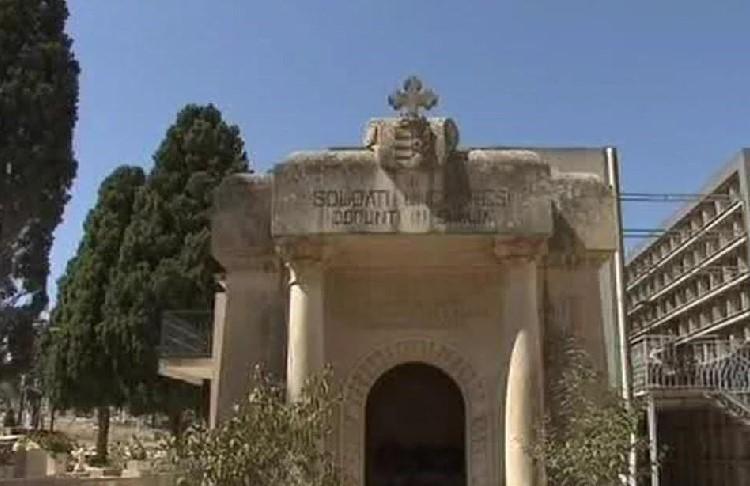 Vittoria, al cimitero si inaugura la Cappella ungherese restaurata