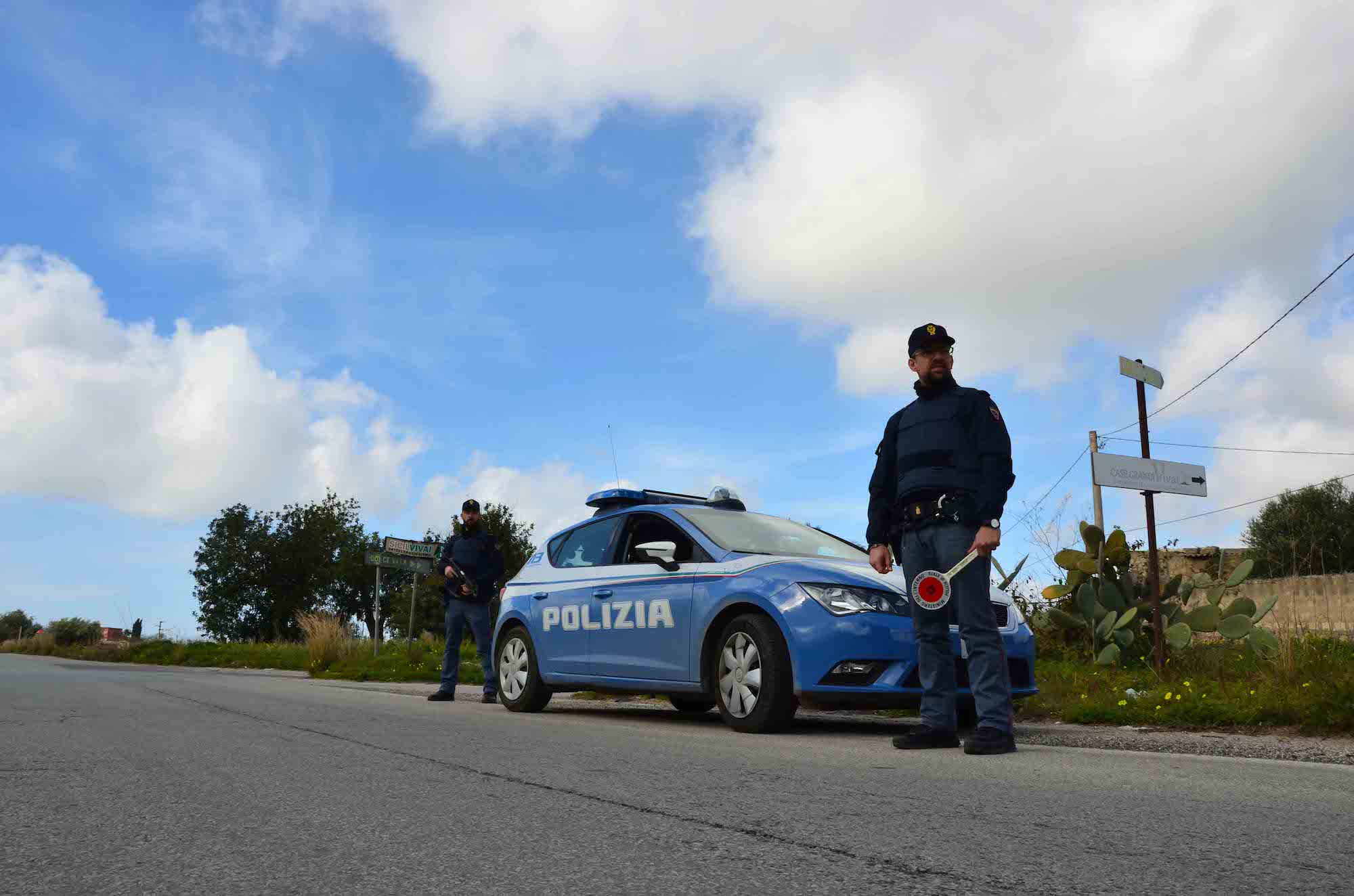Controlli anticrimine a Vittoria, un arresto e tre persone denunciate