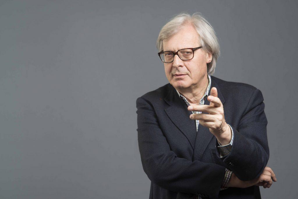 """Vittorio Sgarbi già assessore in Sicilia:""""Mi candido a Pesaro col centrodestra"""""""