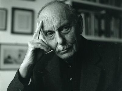 Letteratura, addio al dantista Vittorio Sermonti