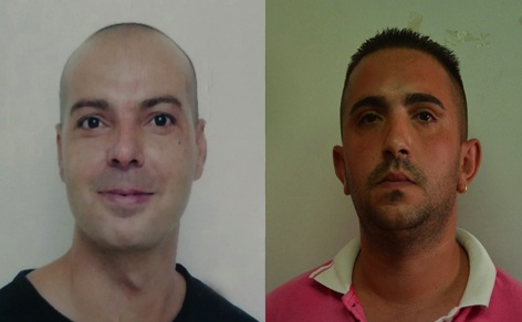 Pachino, casa a fuoco per una estorsione: Vizzini e Rizza in cella