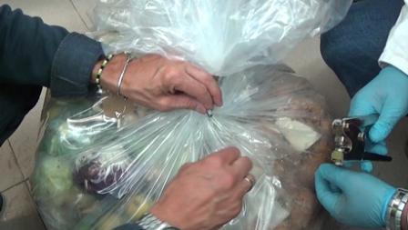 Catania, prodotti alimentari sequestrati nella zona della Movida