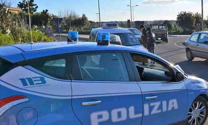 Modica, rapinatore catanese di 43 anni arrestato dalla Polizia