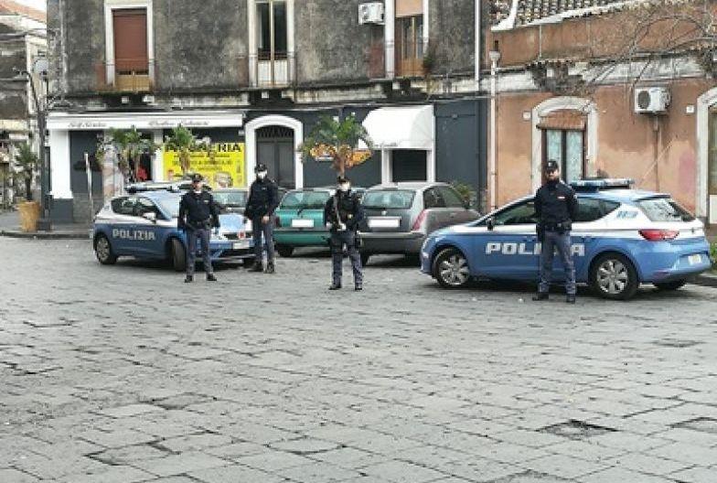 Coronavirus, a spasso per Catania: 46 denunciati