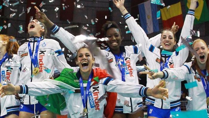 Collegiale della nazionale juniores di Volley a Siracusa dal 24 al 29 luglio