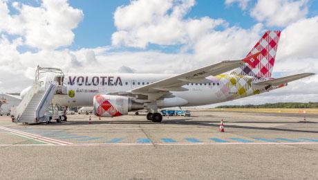 Volotea, due nuove rotte da Cagliari: Marsiglia e Palermo