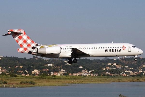 Aerei: Volotea fa decollare 1 mln e mezzo di passeggeri a Palermo