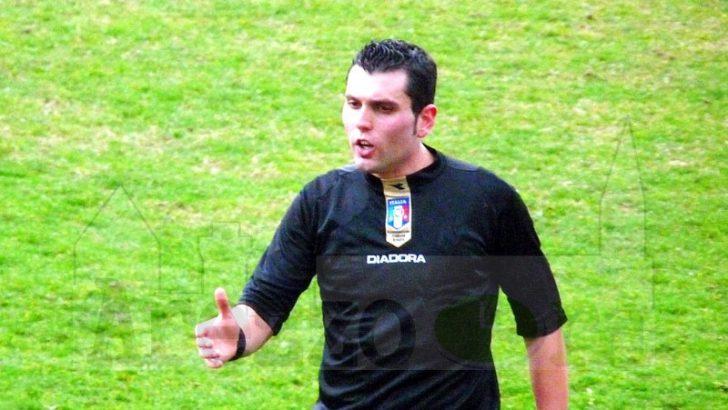 Il derby Sicula  Leonzio - Catania verrà diretto da Volpi di Arezzo