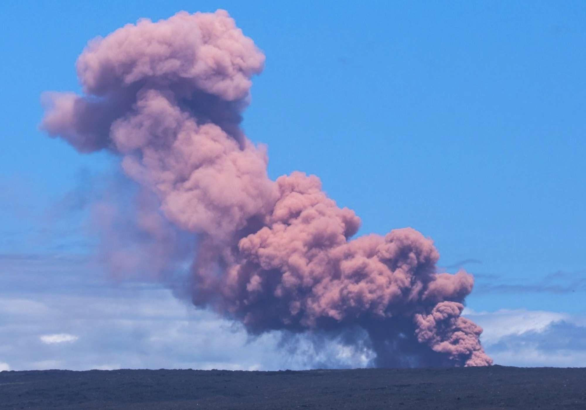 Usa, eruzione vulcano Kilauea alle Hawaii: 10 mila evacuati
