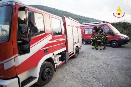 Incendiata una cabina della seggiovia di Trapidò nel Crotonese