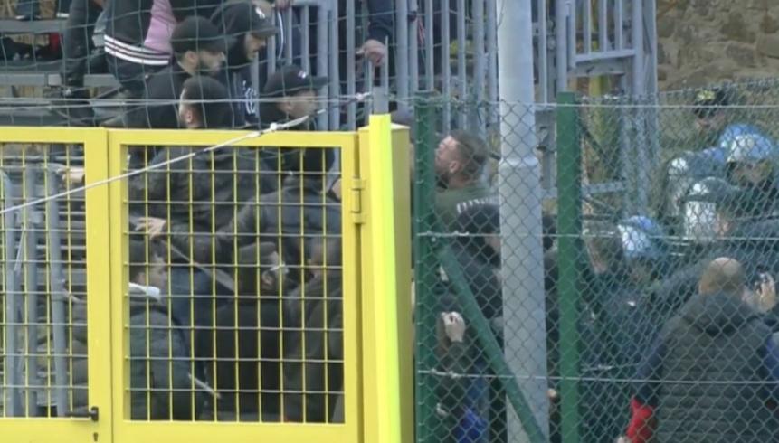"""Palermo Calcio, Mirri: """"Vergogna per gli incidenti tra tifosi a Palmi"""""""