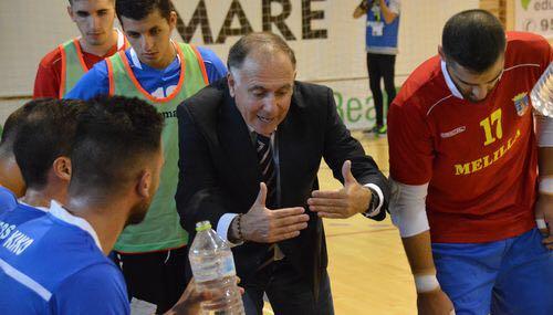 Catania Calcio a 5, Carlos Alberto Campos Lopez è il nuovo allenatore