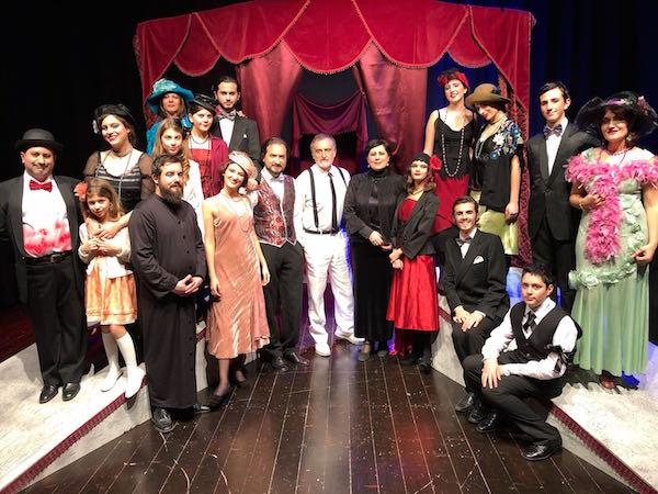 Ragusa, l'attore Venturiello rende omaggio a Pirandello
