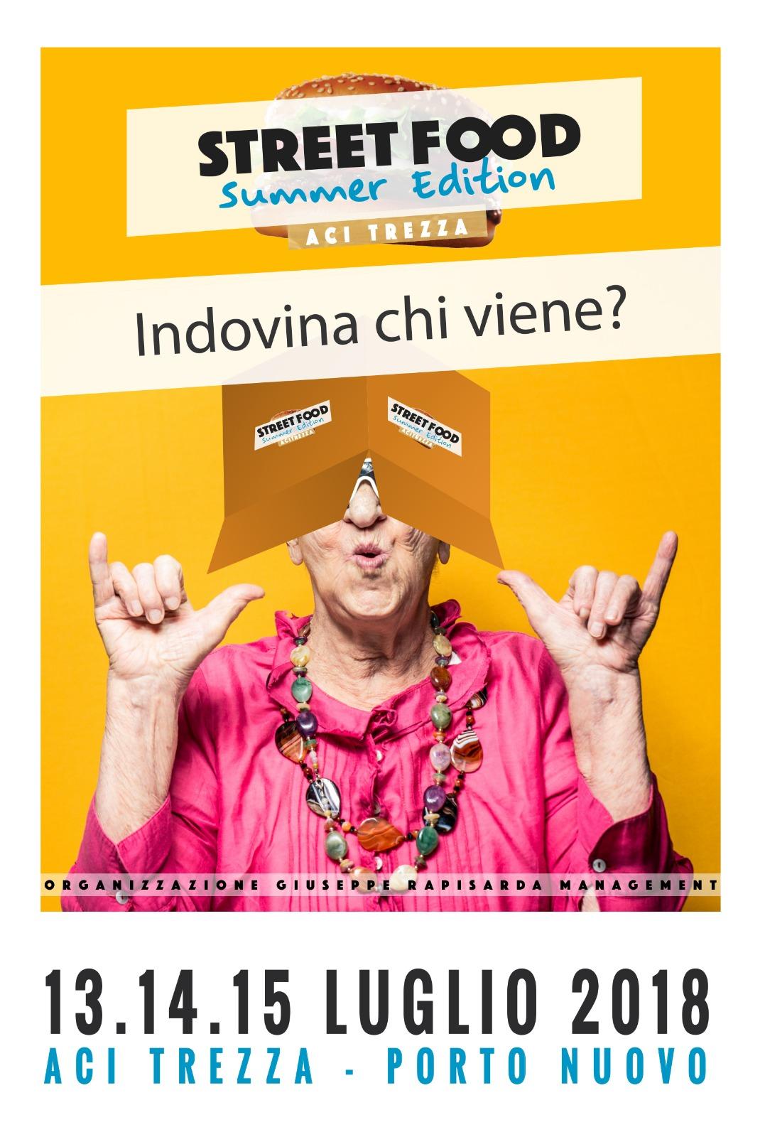 Ad Aci Trezza lo Street Food Summer Edition: dal 13 al 15 luglio
