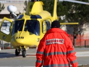 Ispica, ciclista travolto da un'auto: è grave all'ospedale Garibaldi di Catania
