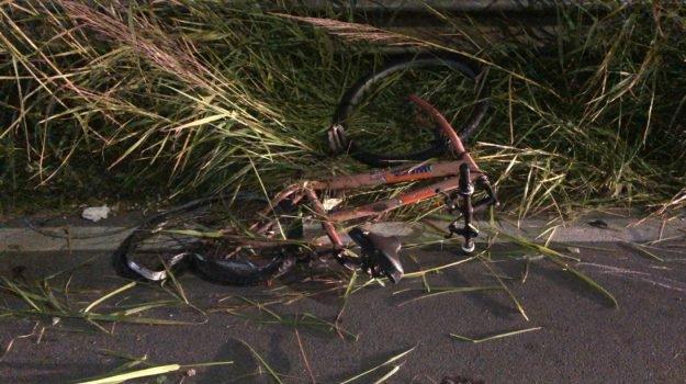 Giovane ciclista travolto e ucciso sulla  Statale 115 Trapani - Marsala