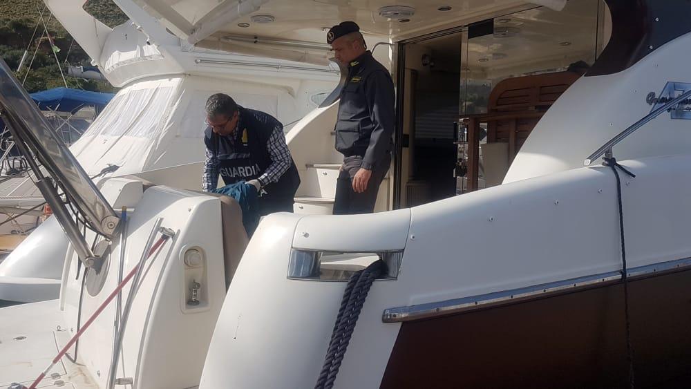 Fisco, confiscati 500 mila euro a imprenditrice di Partinico: pure uno yacht