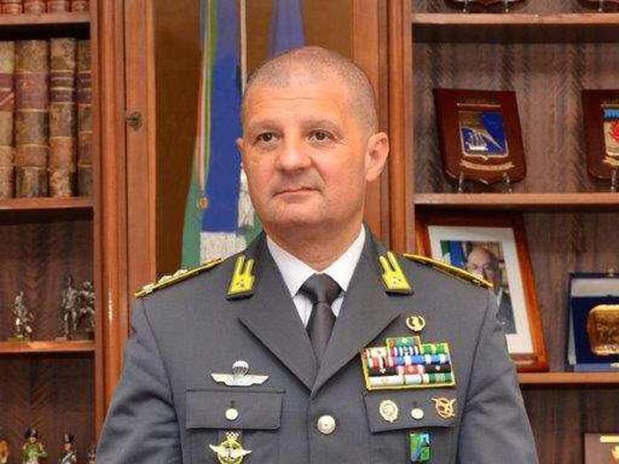 Giuseppe Zafarana nuovo comandante generale della Guardia di finanza